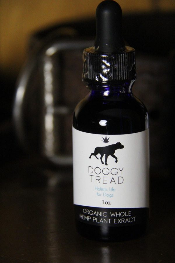 Doggytread Whole Hemp Plant Extract Tincture